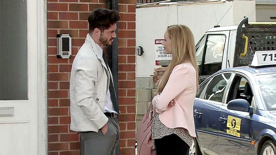 Coronation Street 14/08 - Adam Sees Eva In A New Light