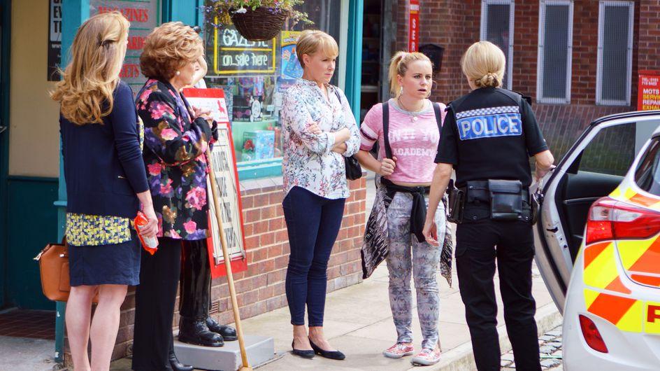 Coronation Street 18/08 - Gemma Is Arrested