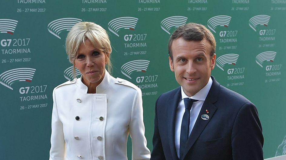 Une pétition contre la création d'un statut particulier de Première dame pour Brigitte Macron