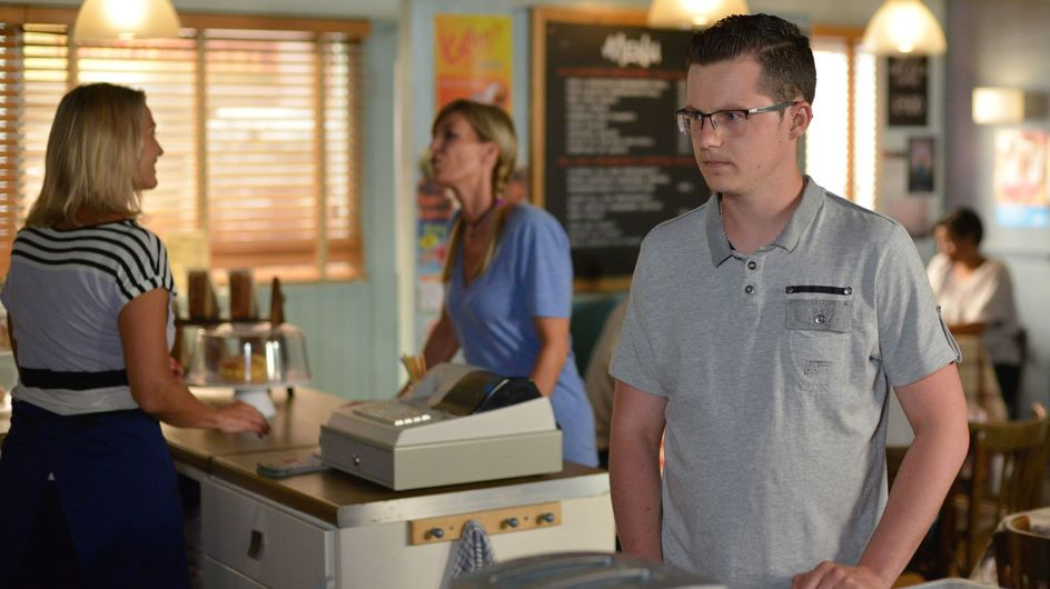 Eastenders 15/08 - Ben's Paranoia Grows