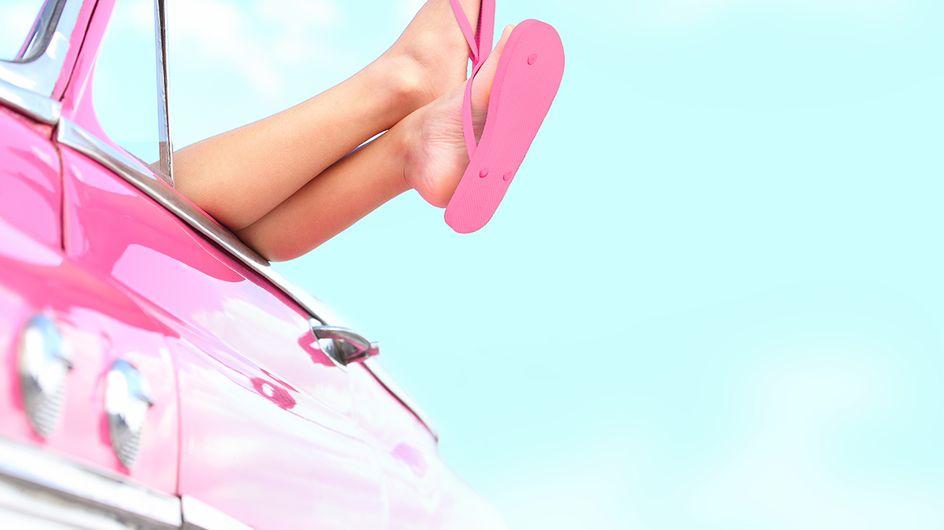 Talloni screpolati e collutorio: il rimedio fai da te per piedi da favola