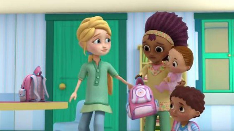 Avec ce couple de mamans homosexuelles, Disney met la tolérance à l'honneur