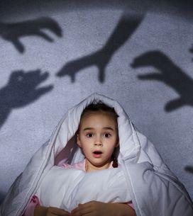 7 modi teneri e divertenti per far passare la paura ai bambini