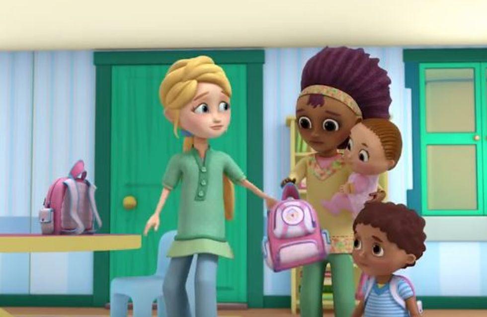 Disney muestra una pareja de madres lesbianas en una de sus series