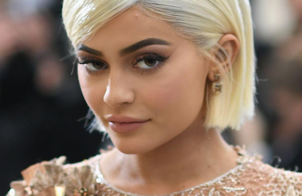 La increíble transformación de Kylie Jenner
