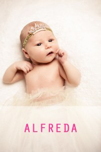 Top posh baby names