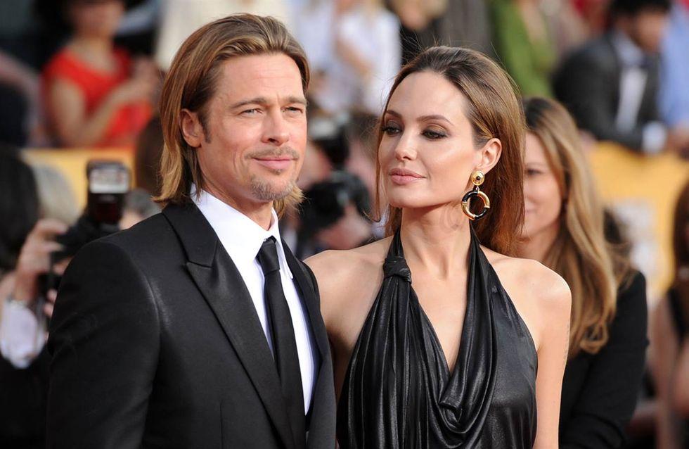 Brad Pitt y Angelina Jolie frenan su divorcio: ¿reconciliación a la vista?