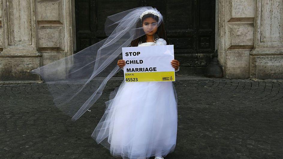 Mariée à 11 ans à son violeur, cette Américaine témoigne de son calvaire