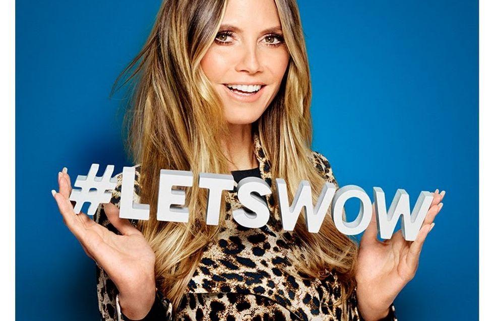 Die Lidl-Kollektion von Heidi Klum ist da - und wir sind positiv überrascht!