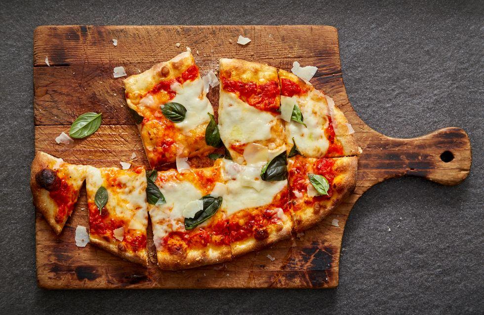 Cómo conseguir bases de pizza propias de la mismísima Italia