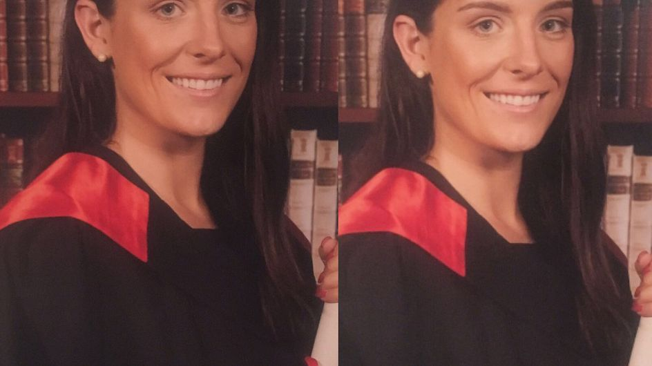 This Girl's Sassy Email About Her Unretouched Graduation Photo Is Hilarious