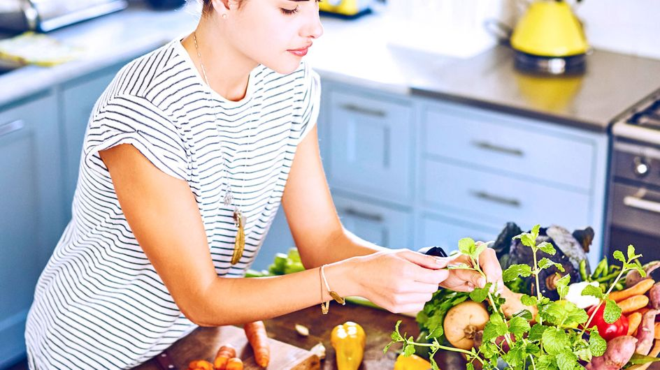 Kalorienarme Lebensmittel: Das sind garantiert keine Dickmacher!