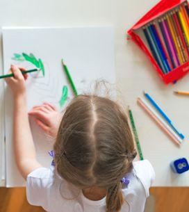 Quel matériel scolaire choisir pour un enfant gaucher ?