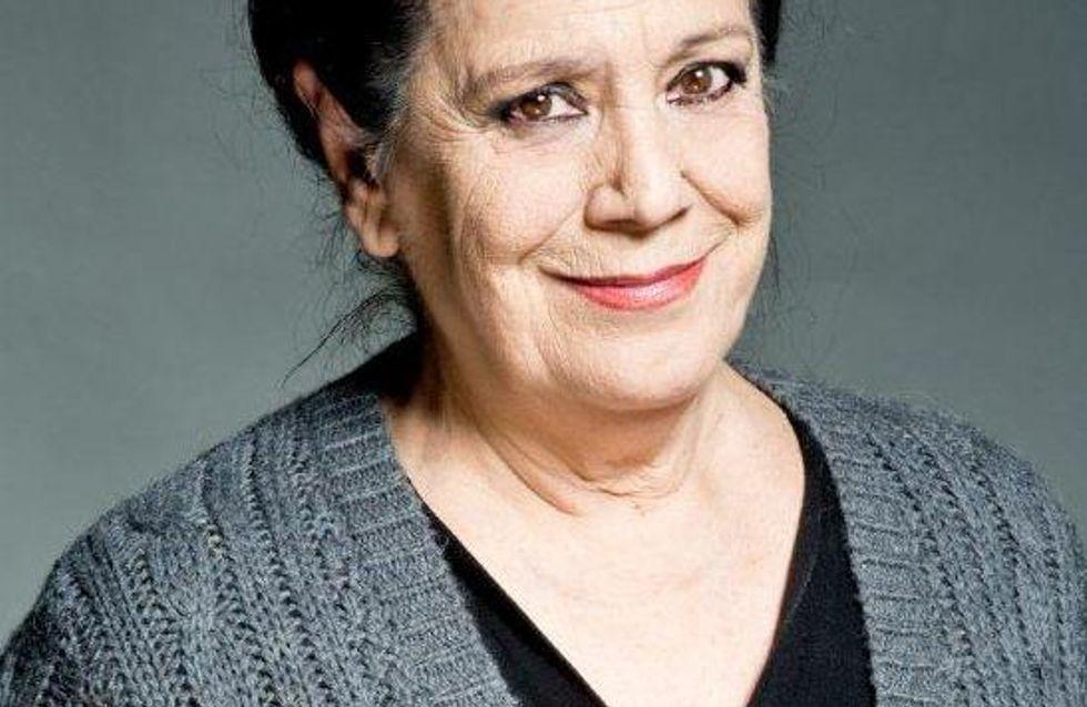 Muere Terele Pávez a los 78 años por un derrame cerebral