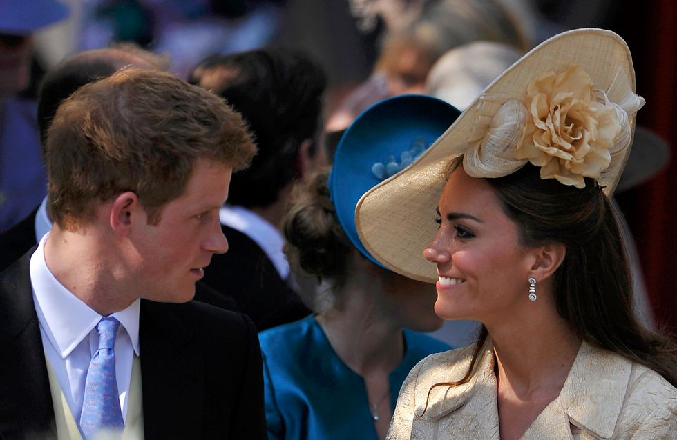 L'incroyable sacrifice du Prince Harry pour Kate Middleton !