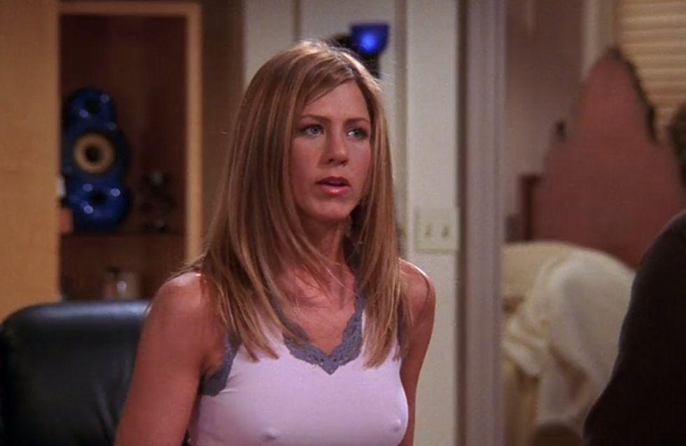 Les tétons apparents de Rachel dans Friends ? Jennifer Aniston a la réponse parfaite