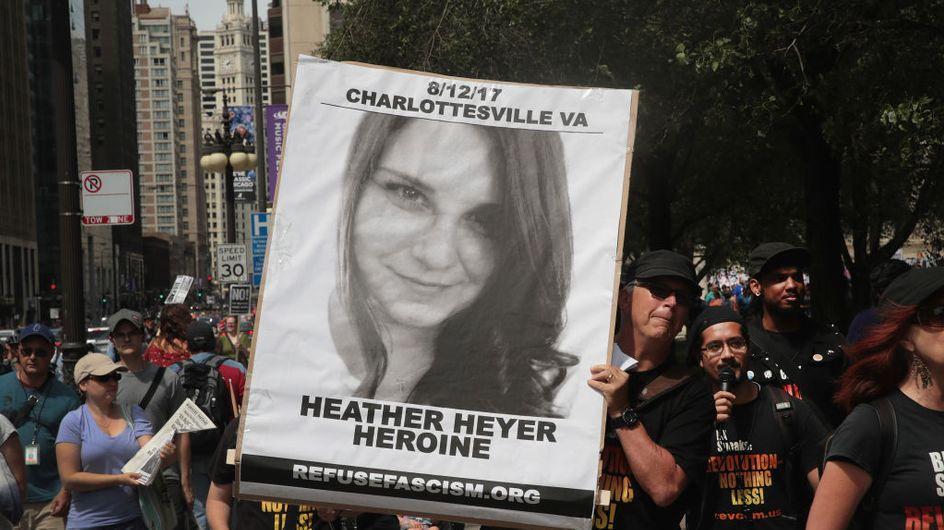 """Heather Heyer tuée alors qu'elle manifestait """"contre la haine"""" à Charlottesville"""