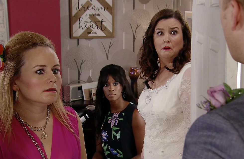Coronation Street 25/08 - Jude Overhears Mary's Big Secret