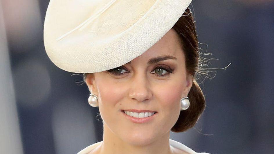 Kate Middleton ne signe jamais d'autographes pour une raison étonnante