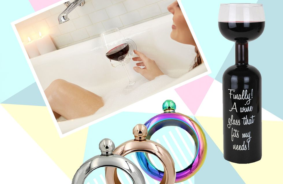 8 geniale Geschenke für die Freundin, die Wein über alles liebt