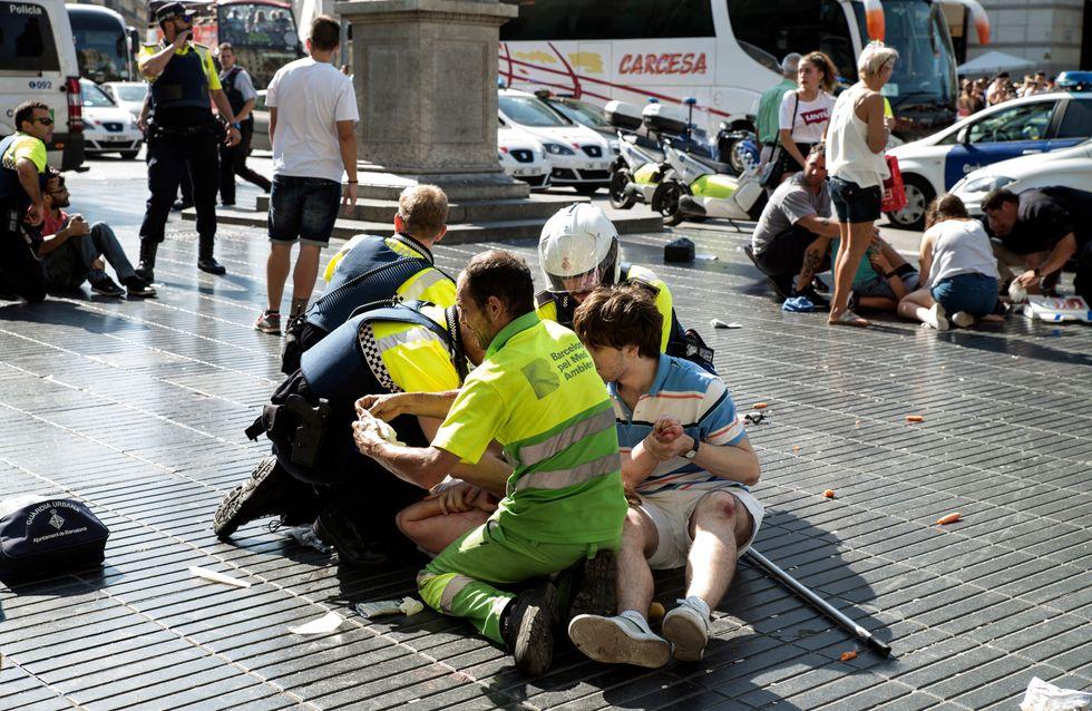 L'Espagne frappée par deux attaques terroristes