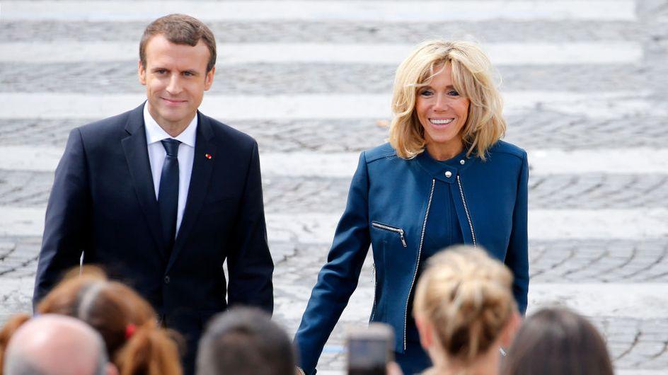 """""""Moi avec mes rides, lui avec sa fraîcheur"""" Brigitte Macron se confie sur son couple"""