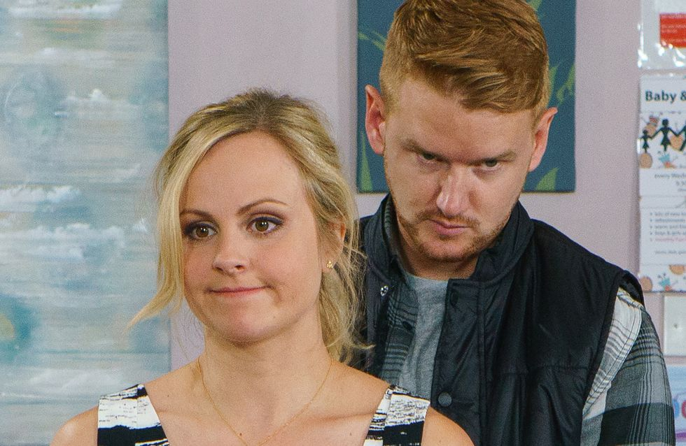 Coronation Street 28/08 - Gary Has A Lot Of Making Up To Do