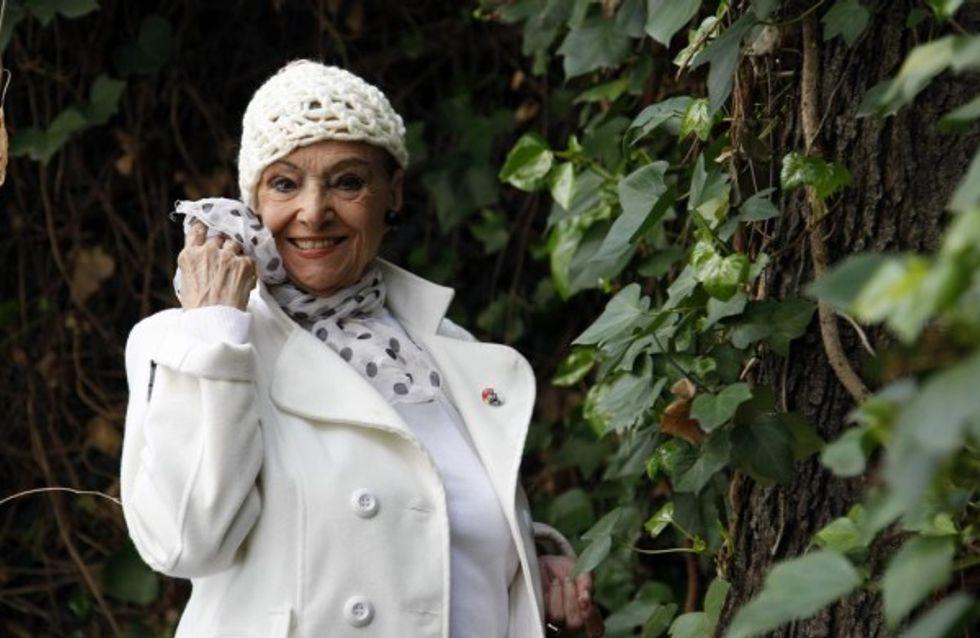 Fallece en Madrid a los 88 años la actriz y cantante Nati Mistral