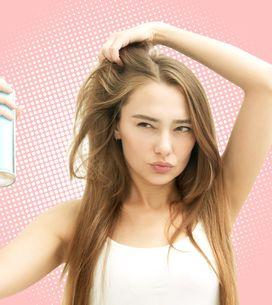 Le shampoing sec, mode d'emploi