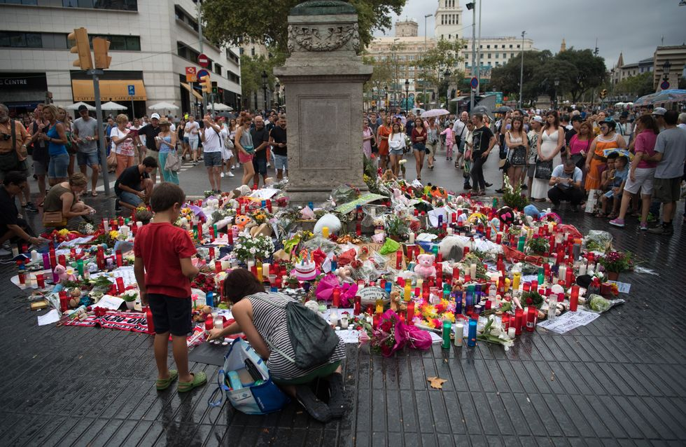 Atentado en Barcelona: ¿quiénes son las víctimas?