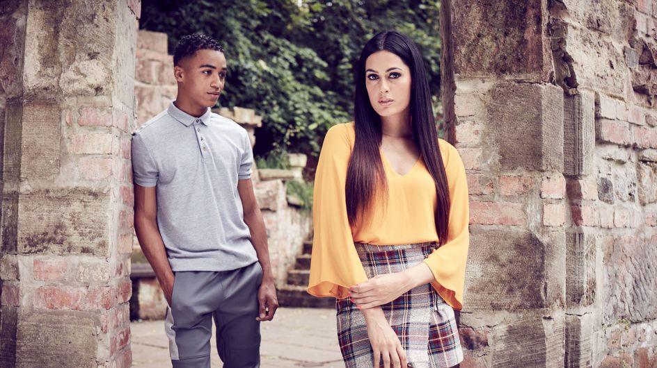 Hollyoaks 29/08 - Hunter Tells Neeta He's Got An Interview For A College In Scotland