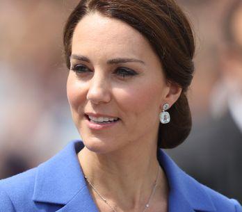 Découvrez le collier fétiche de Kate Middleton qui rend hommage à Lady Di (Photo