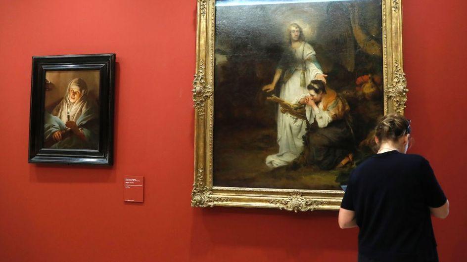 Cette association promeut la réinsertion des sans-abris en les emmenant au musée