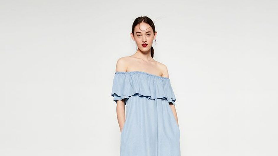 Alerte ! Voici la robe Zara la plus populaire au monde (Photos)