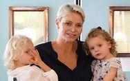 Charlène de Monaco, resplendissante avec ses jumeaux Jacques et Gabriella (Photo