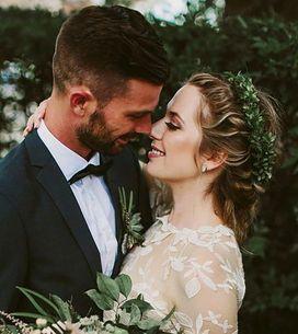 Greenery-Hochzeit: Der schönste & günstigste Hochzeitstrend aller Zeiten