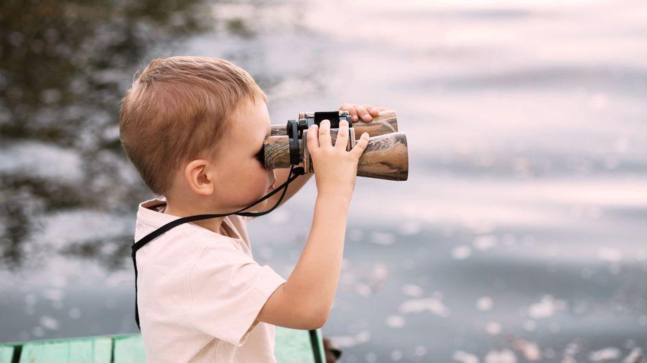 ¡Cuida sus ojos! La importancia de la vista para el desarrollo de tu hijo