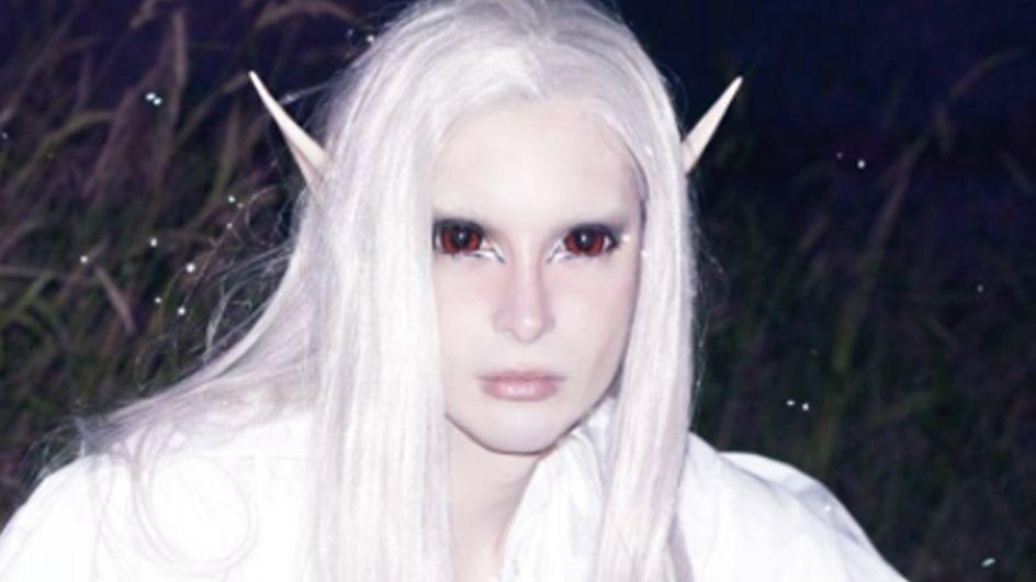 Meet The Man Who's Spent £35K Transforming Himself Into A Real-Life Elf