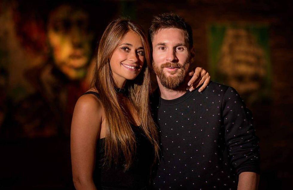 Leo Messi y Antonella Roccuzzo esperan su tercer hijo