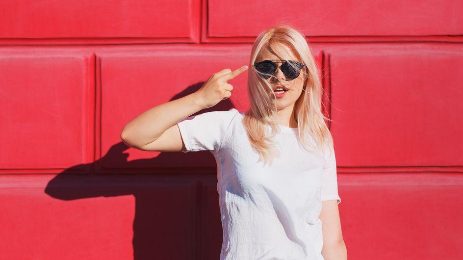 7 Gründe, warum freche Mädchen in Wirklichkeit die Welt regieren