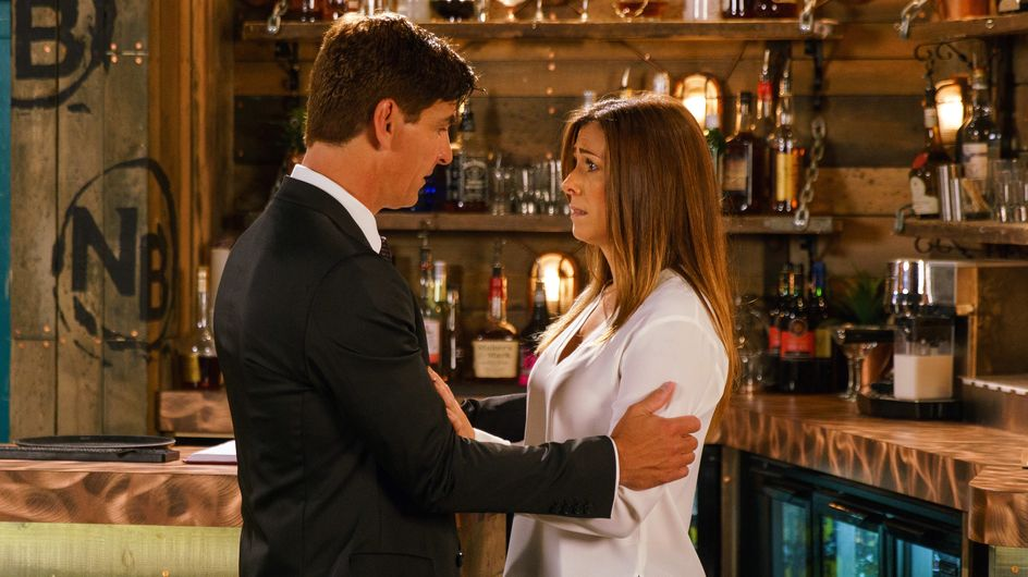 Coronation Street 02/09 - 08/09 - Robert Tells Michelle Not To Come To His Hearing