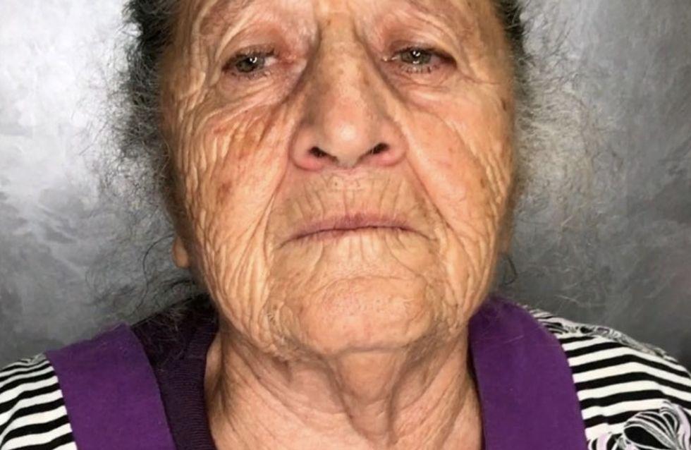Elle maquille sa grand-mère, la transformation est INCROYABLE ! (photos)