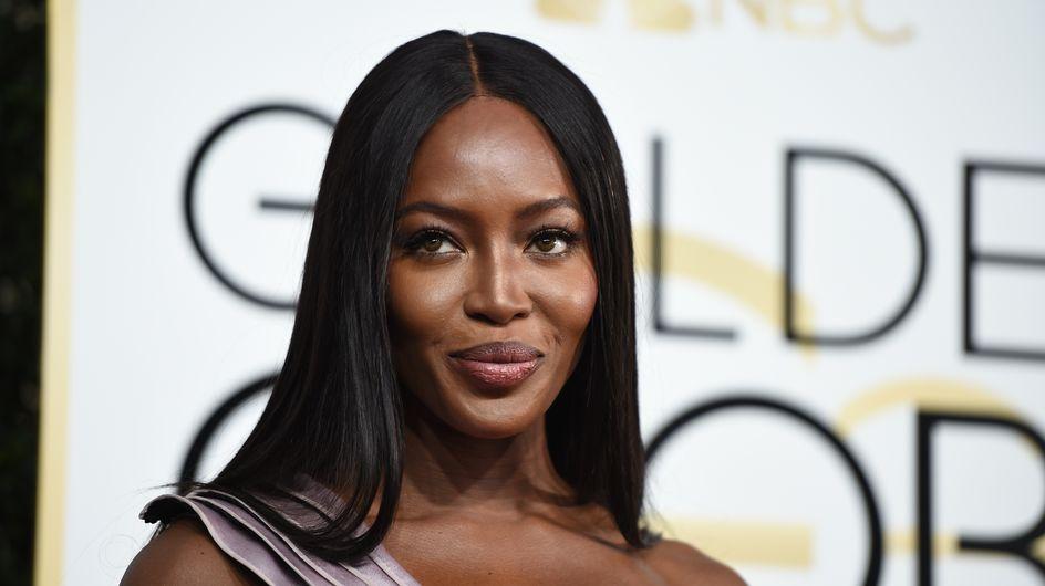 Naomi Campbell dénonce le manque de diversité chez Vogue (Photos)