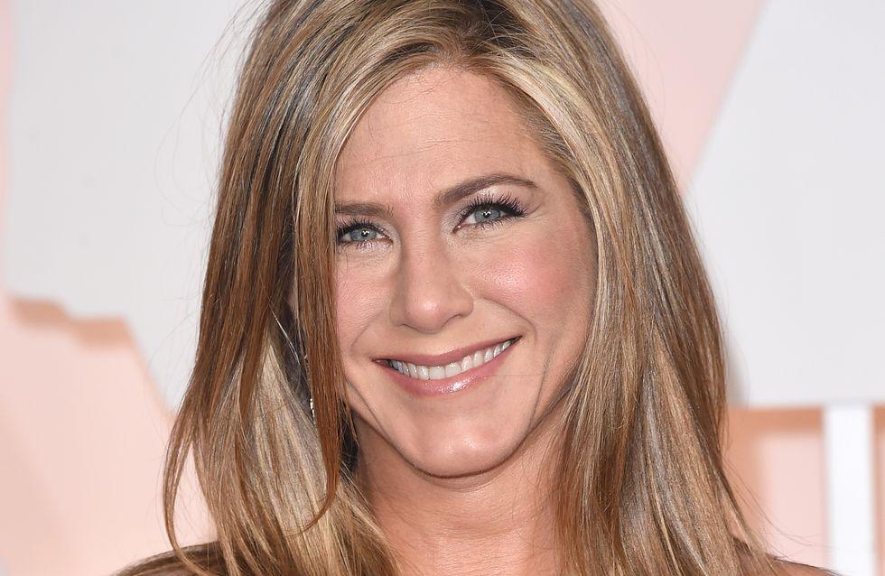 Jennifer Aniston regrette cette coiffure et on comprend pourquoi ! (Photos)