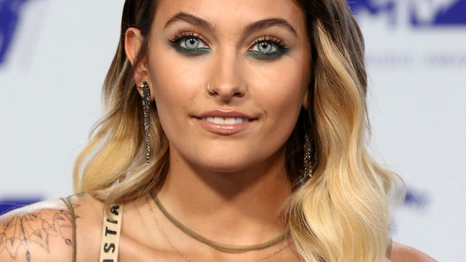 Paris Jackson ose la robe transparente aux MTV VMA 2017 (Photos)
