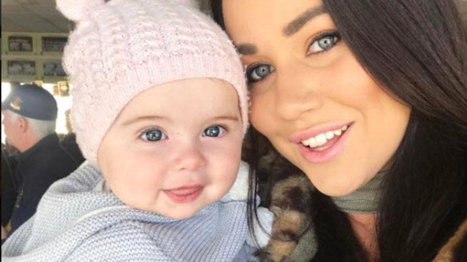 Der ultimative Mama-Trick: So macht das Baby problemlos Bäuerchen!