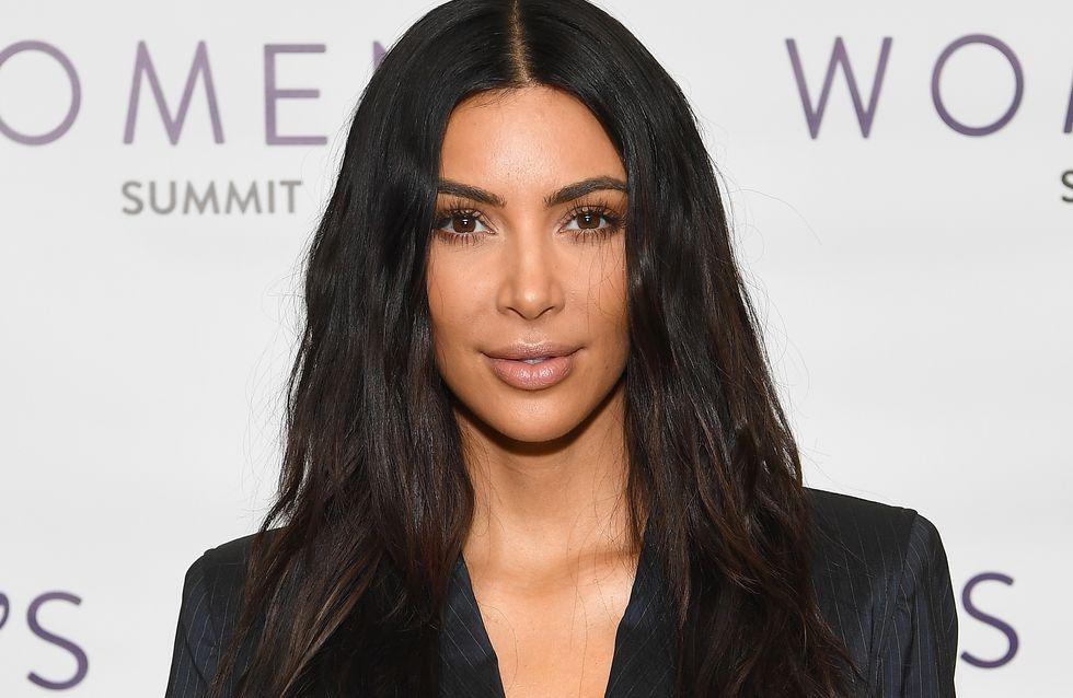Kim Kardashian, parfait sosie de Jackie Kennedy pour un shooting avec sa fille (Photos)