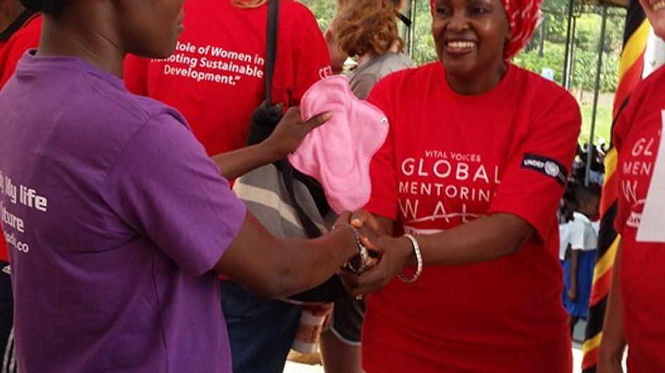 Cette start-up sauve le quotidien de ces jeunes Ougandaises pendant la période de menstruation