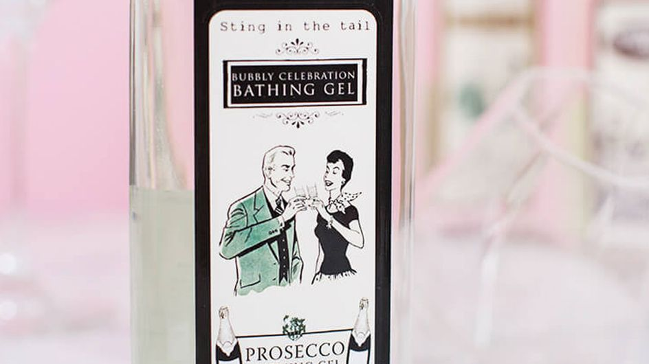 Prosecco Shower Gel Is Here To Make Your Bubble Bath Boozy