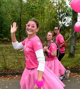 Course ou marche, l'essentiel est de participer pour lutter contre le cancer du